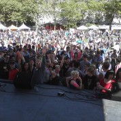 Jenna Drey Seattle Pridefest Audience