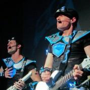 Oscillator X Live 2012 - 01